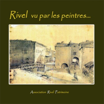 1 livre peintres Rivel