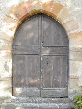 Porte avant
